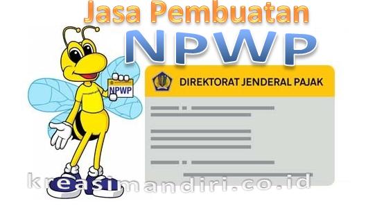 Jasa Pembuatan NPWP Perusahaan Terpercaya Di Jakarta