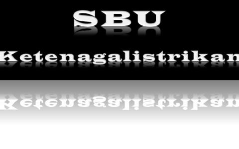 Jasa Pengurusan SBU (Sertififikat Badan Usaha) Jasa Penunjang Tenaga Listrik Cepat Dan Murah