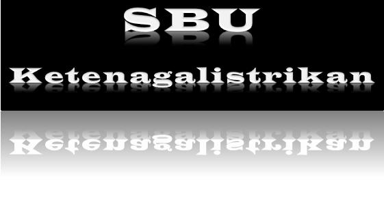 Jasa Pengurusan SBU (Sertifikat Badan Usaha) Jasa Penunjang Tenaga Listrik Cepat Dan Murah