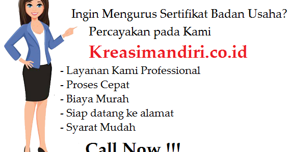 Jasa Pengurusan SBU Jakarta Utara Syarat Mudah Biaya Murah