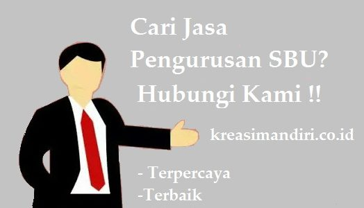 Jasa Pengurusan SBU Jakarta Timur Terpercaya