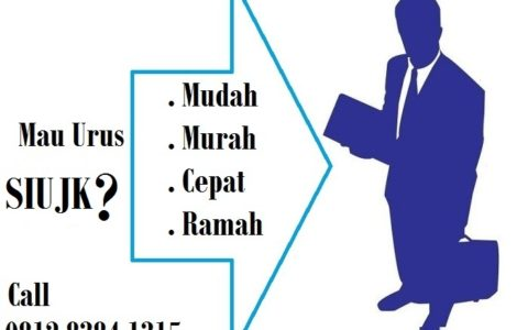 Biro Jasa Pengurusan SIUJK Bogor