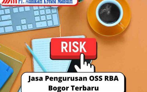 Jasa Pengurusan OSS RBA Bogor Terbaru